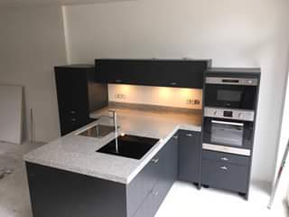 keuken plaatsen